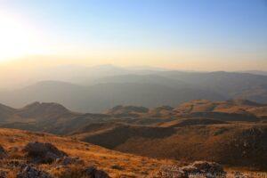 Mount Nemrut - View of the Valley
