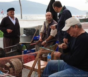 Rumeli Kavagi Fishermen