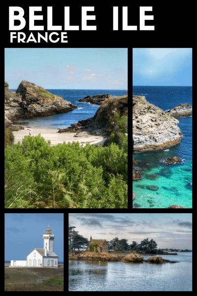 How To Visit Belle Ile en Mer, A French Gem In The Atlantic