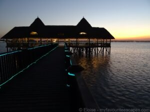 Oyster Bay Sunset - Dar Es Salaam