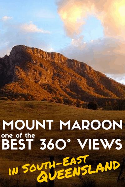 Mount Maroon Queensland