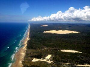 Kgari - Fraser Island - Scenic Flight