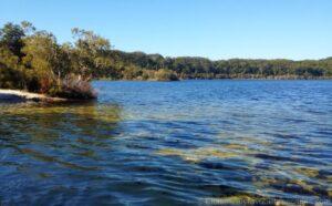 Kgari - Fraser Island - Lake McKenzie