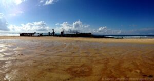 Kgari - Fraser Island - Maheno Wreck