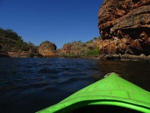 Nitmilkuk Katherine Gorge Canoeing