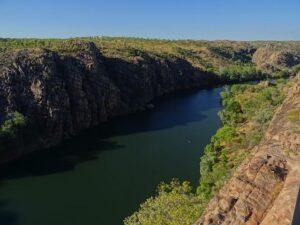 Nitmiluk Katherine Gorge Northern Territory Australia Lookout