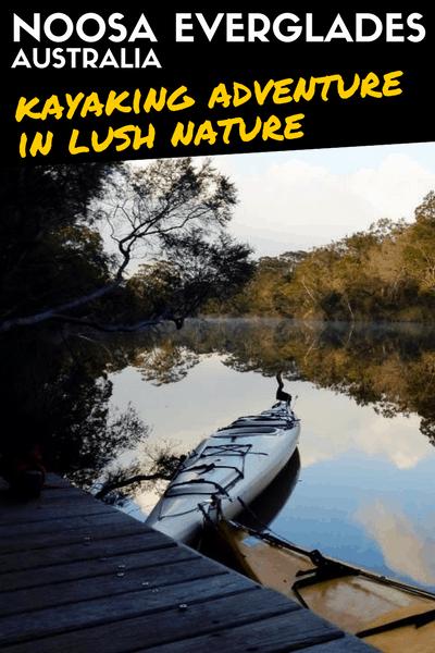 Kayaking noosa everglades overnight camping