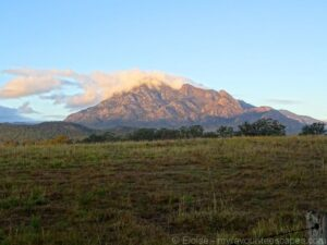 Mount Barney - Morning