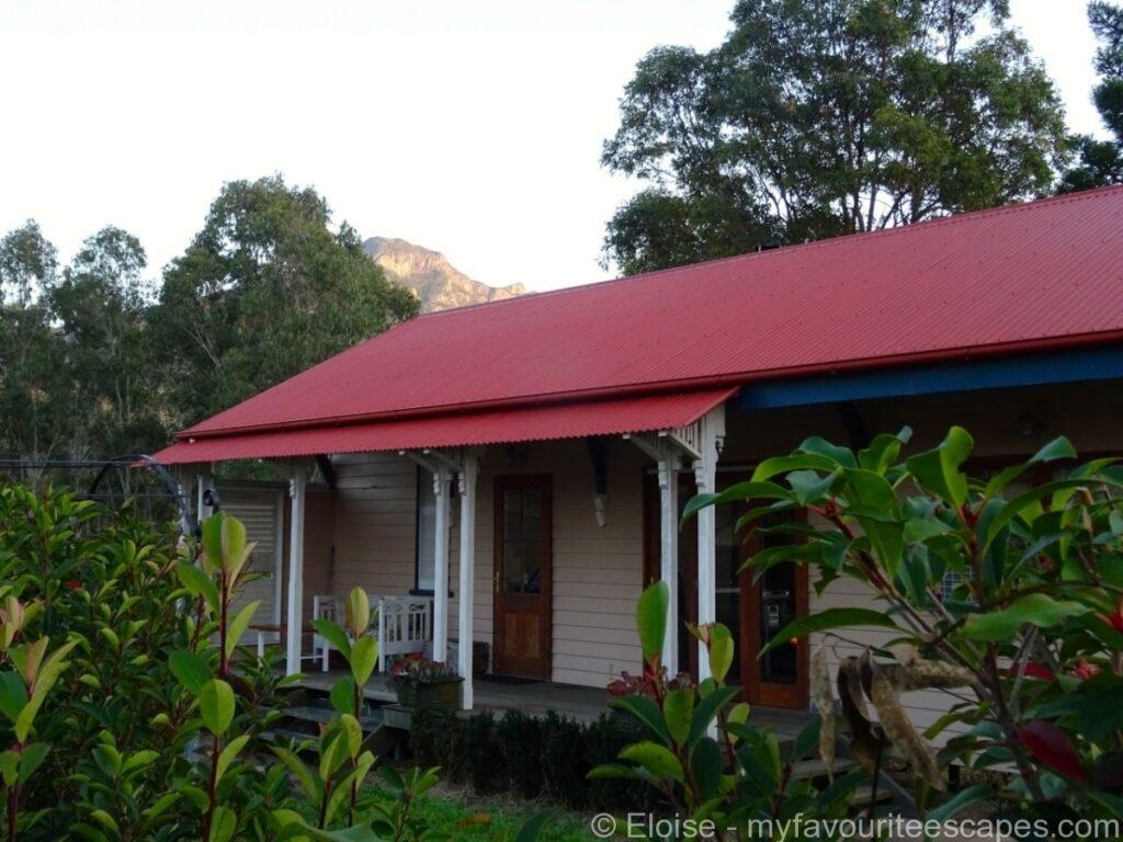 Mount Barney Cottage