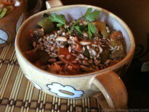 Plovdiv Best restaurants - Bulgarian Food 02