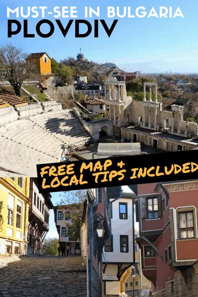 Plovdiv or Sofia - Sightseeing in Plovdiv - what to see