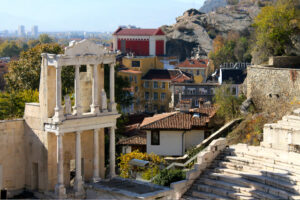 Sightseeing Plovdiv Ancient Theatre