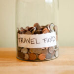 money traveling savings