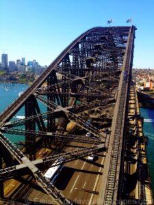 Sydney Pylon Lookout Harbour Bridge