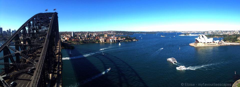 Sydney Pylon Lookout Sydney Harbour Bridge