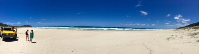 Beach + 4WD
