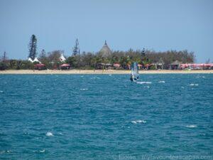 Windsurfing Noumea