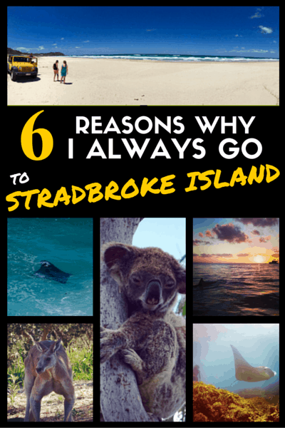 Stradbroke Island