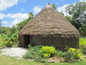Lilo reve - lifou - accueil en tribu