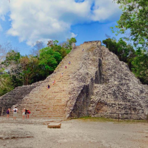 Guide To Coba: Cenotes & a Mayan Pyramid I'll Never Forget