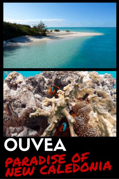 OUVEA - New Caledonia