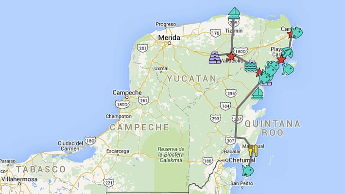 Yucatan Itinerary: Yucatan Peninsula Holidays & Tips for Nature rs on playa del carmen map, oaxaca map, merida map, tierra del fuego map, acapulco map, puerto vallarta map, honduras map, central america map, chichen itza map, ixtapa map, andes mountains map, cancun map, lesser antilles map, peru map, isla mujeres map, los cabos map, bay of campeche map, llanos on map, riviera maya map, mexico map, rio grande map, greater antilles map, mexican peninsula map, latin america map, cancun hotel map, playacar map, mexico city map, cozumel map, riviera maya hotel map, greenland map, rocky mountains on map, dominican republic map,