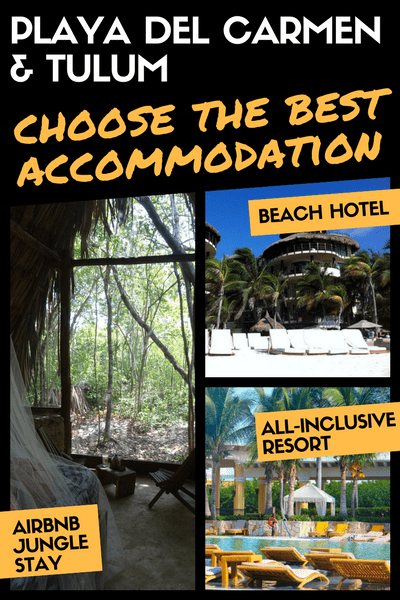 the best accommodation in tulum playa del carmen