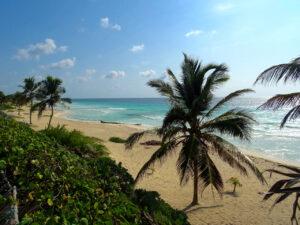 visit sian kaan tulum beach