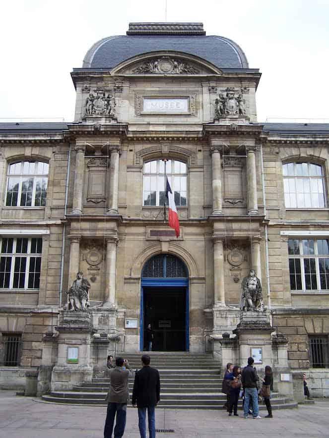 Rouen - Musee des Beaux Arts 02