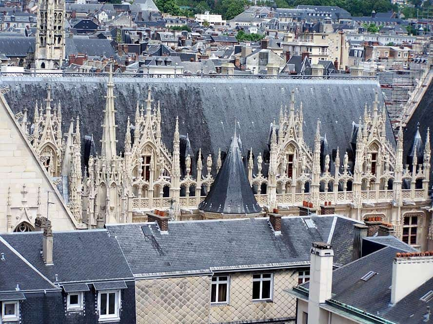 Rouen - Palais de Justice