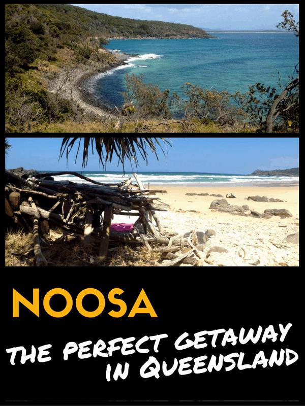 noosa getaway queensland