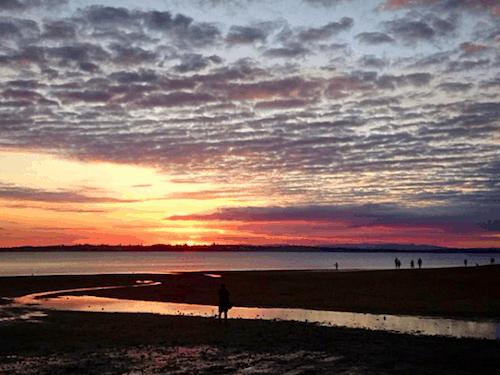 Best Brisbane Sunset - Wellington Point