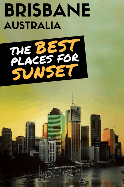 best places for sunset in brisbane