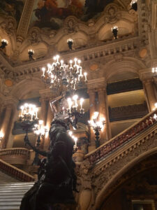 The opera garnier is the most beautiful venue i ever visited visit opera garnier in paris grand staircase aloadofball Images