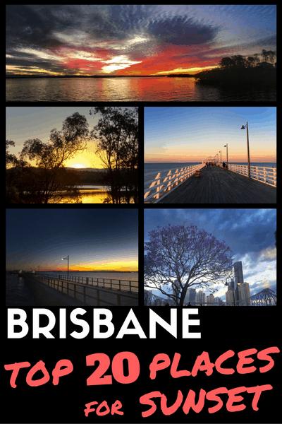 The 20 Best Sunset Spots in Brisbane Revealed (+3 Bonus!)