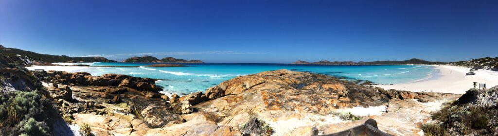 Lucky Bay - Cape Le Grand National Park