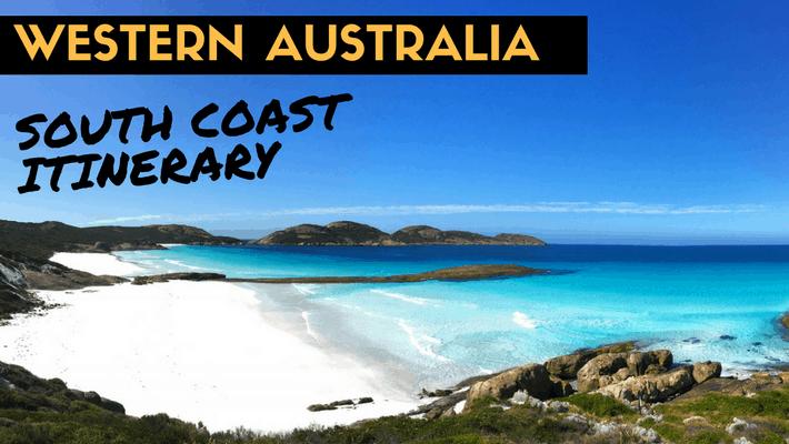 Perth to Esperance road trip - Western Australia