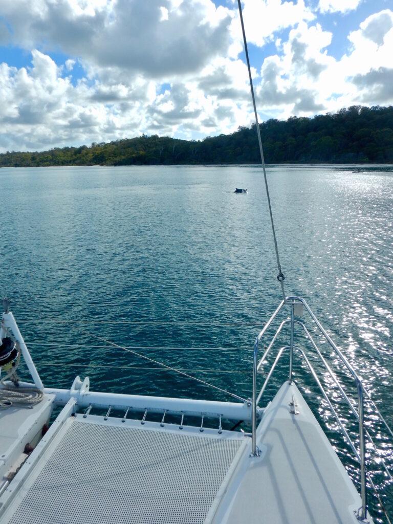 fraser island sailing