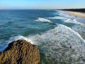 fingal head beach - dreamtime beach