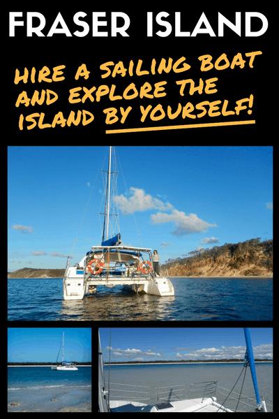 Fraser Island - Sailing