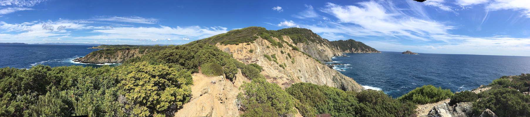 Port-Cros panoramique