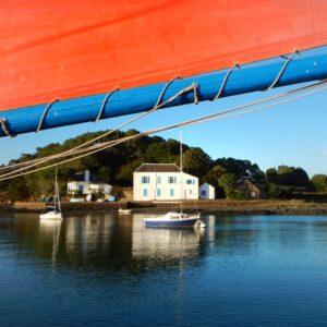 Sailing-Brittany-Saint-Goustan-Indomptable