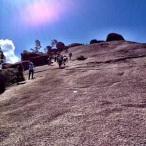 Girraween National Park - Pyramid
