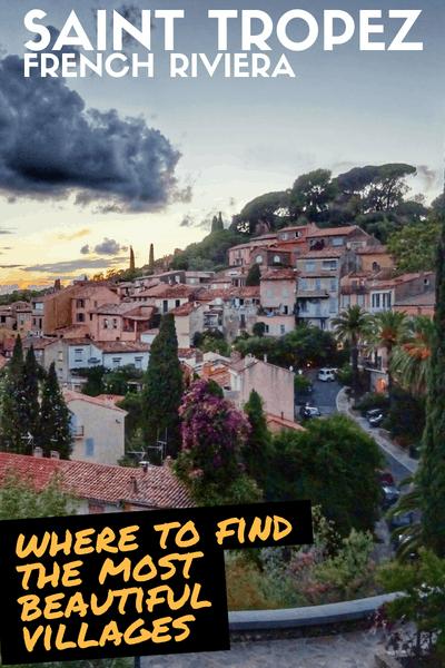 Saint Tropez best provencial villages bormes les mimosas