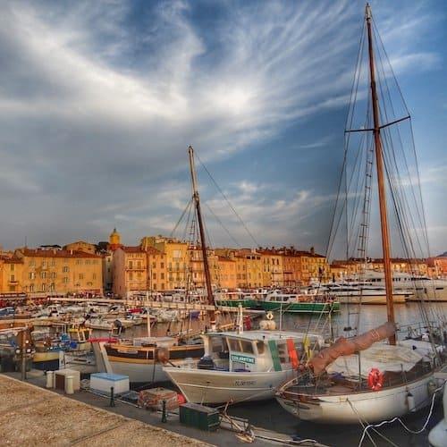 St Tropez Sailing Boats