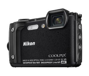 nikon_coolpix_w300 the best underwater camera for scuba diving