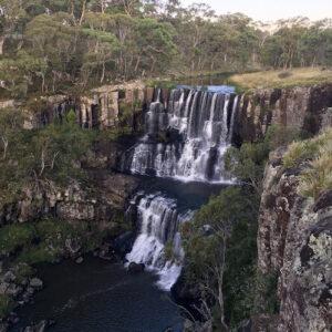 Ebor Falls - Waterfall Drive