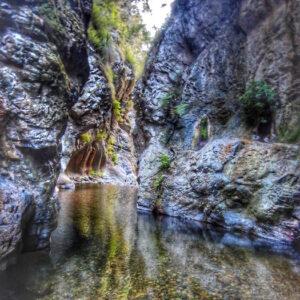northbrook gorges - d aguilar national park - brisbane 02 sq