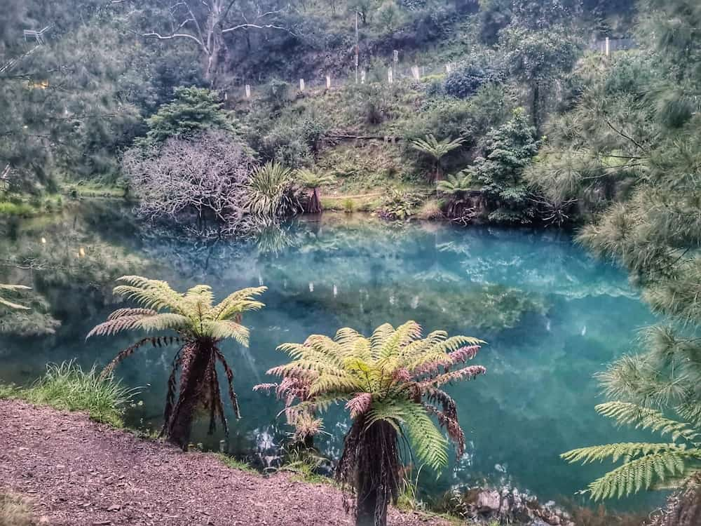 Blue Lake Jenolan Caves