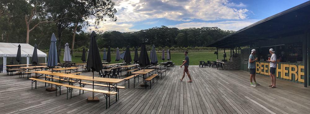Port Stephens - Murrays Brewery